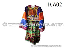 afghan vintage dress