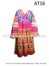 handmade tribal costumes with beaded medallions