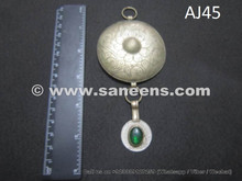 turkmen handmade artwork pendants, kuchi jewellery wholesale online
