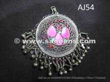 tribal nomad handmade pendants