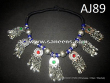 afghan kuchi wholesale necklaces with coins