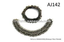wholesale afghan kuchi jewelry anklets bellydance ankle jewellery fashion
