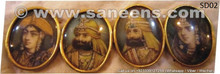 mughal era pure gold antique coins