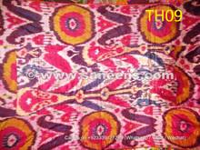 afghan tribal silk ikat