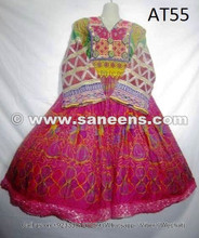 Afghan Gypsy Traditional Dress Nomad Style Wedding Dance Gagra Choli
