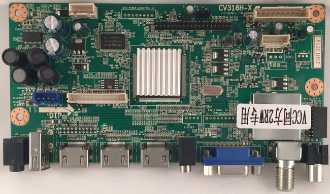 Westinghouse Main Board 27H1377A