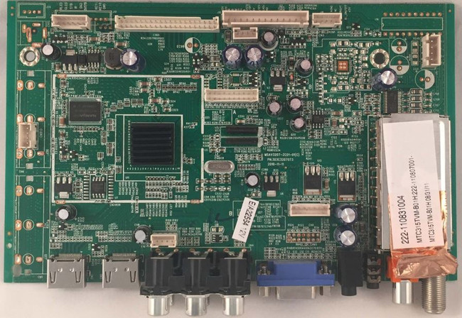 Westinghouse Main Board 222-110807001