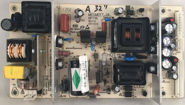 APEX Power Supply MP738