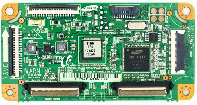 Samsung BN96-30098A Main Logic Board