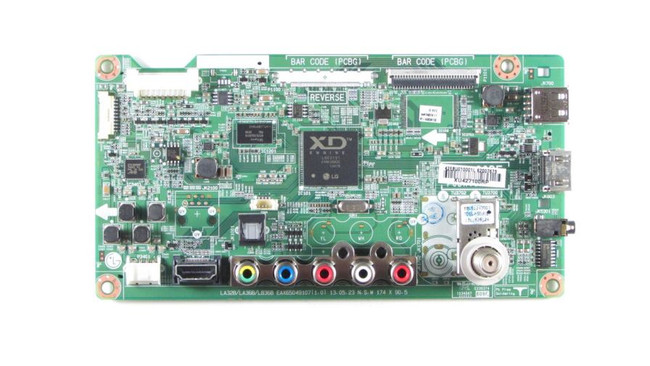 LG EBU62007673 Main Board for 32LN530B-UA