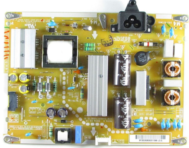 LG 43LF5900-UB POWER SUPPLY EAY63630201