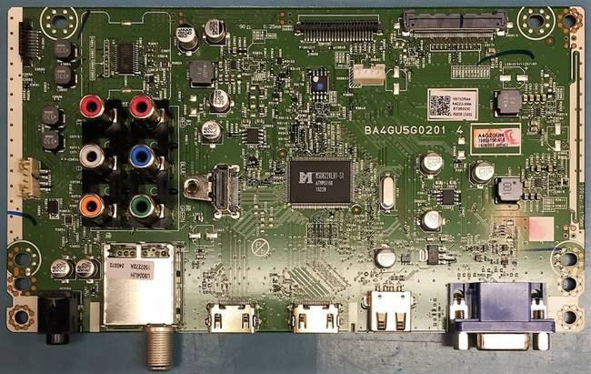 Emerson A4G2GMMA-001 Main Board for LF402EM6F