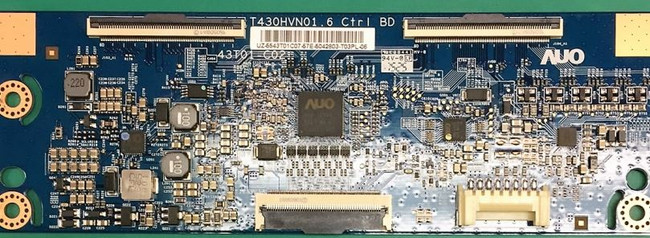 Samsung 55.43T01.C07 T-Con Board for UN43J5000AFXZA DD02 and UN43J5200AFXZA