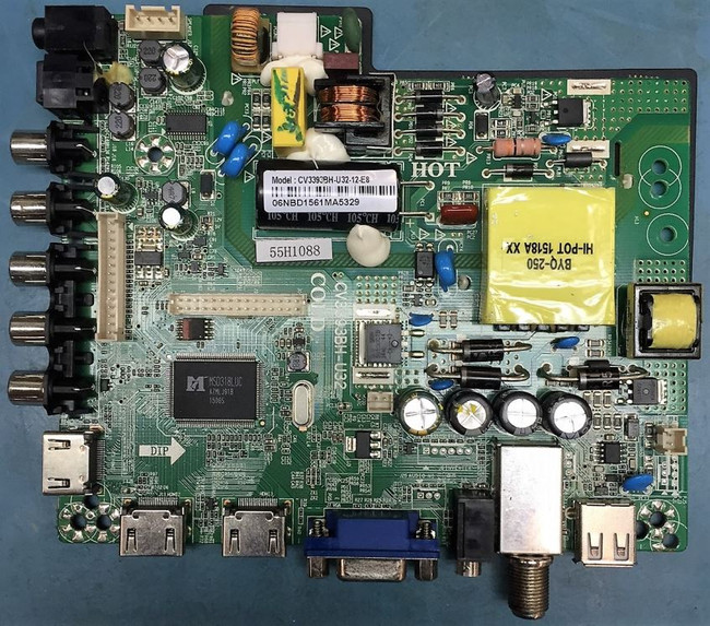 Element 55H1088 Main Board / Power Supply for ELEFW328