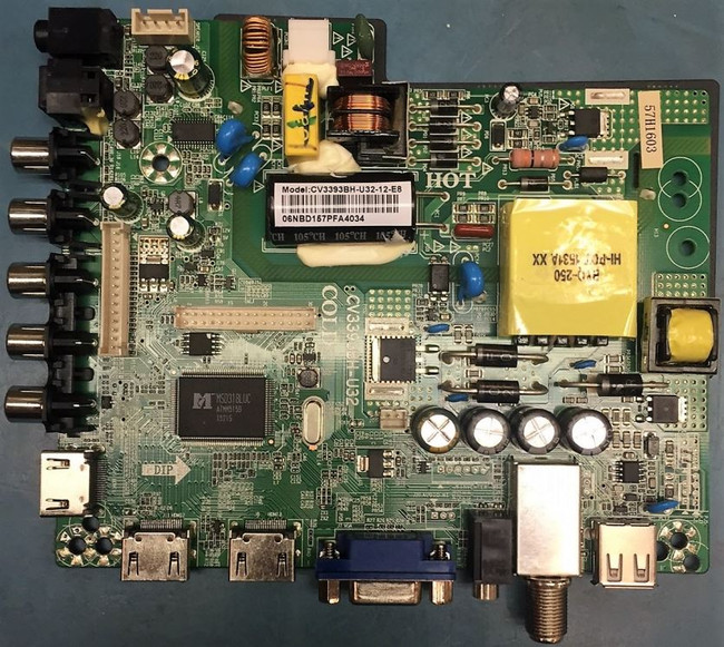 Element 57H1603 Main Board / Power Supply for ELEFW328B