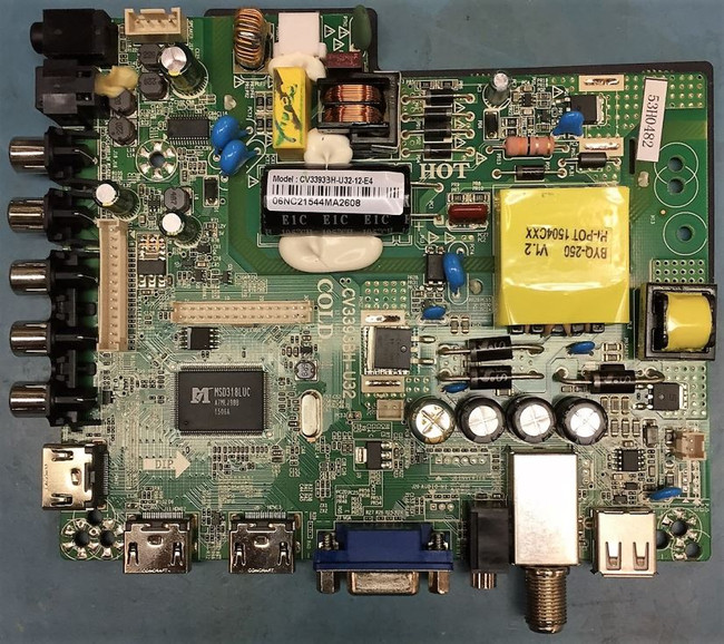 Element 53H0482 Main Board / Power Supply for ELEFW328