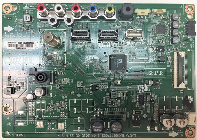 LG EBR81340601 Main Board for 43LF5100-UA