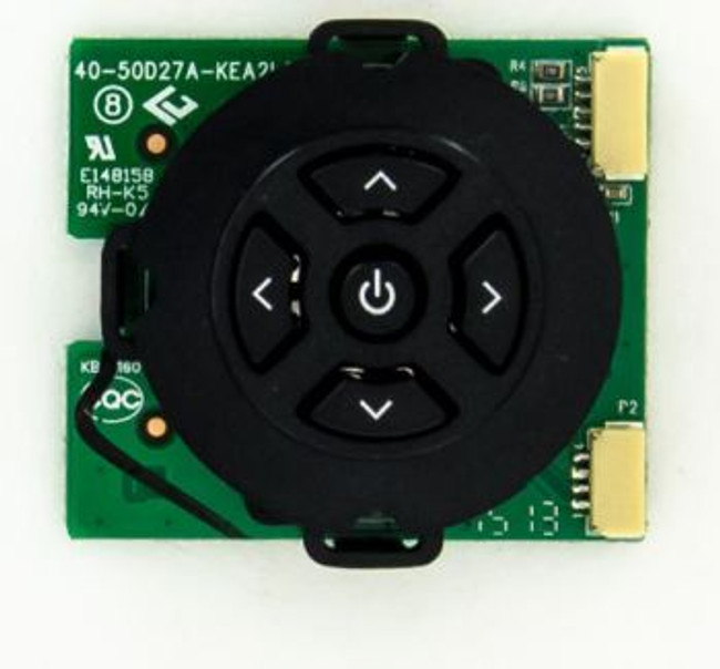 TCL 50FS3800 Button Assembly 40-50D27A-KEA2LG