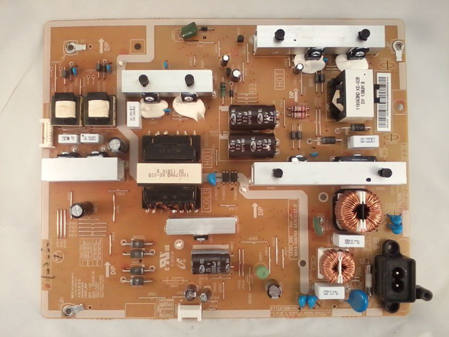 Samsung BN44-00670A Power Supply / LED Board (front)