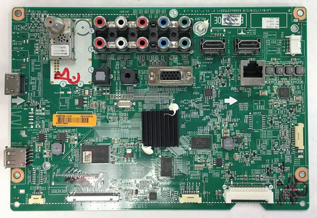 LG EBT61978703 (EAX64437505(1.0)) Main Board for 55LM4600-UC