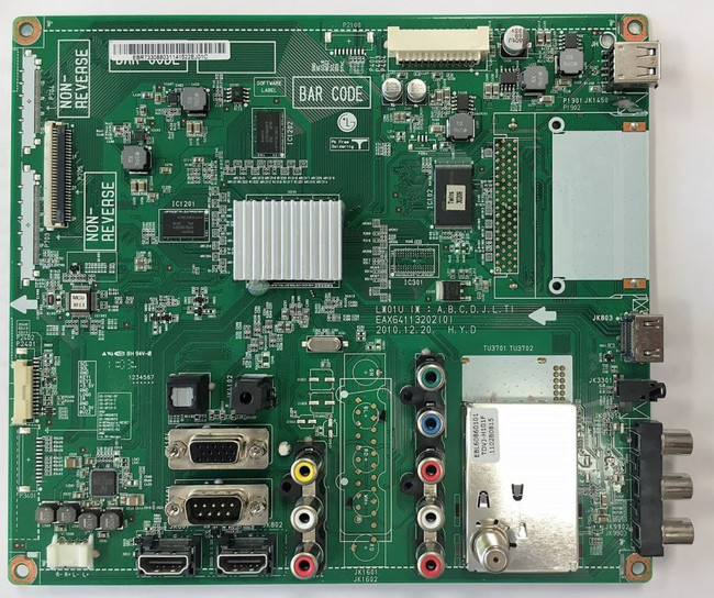 LG EBT61532902 (EAX64290501(0)) Main Board for 32LK330-UB.CUSDLH