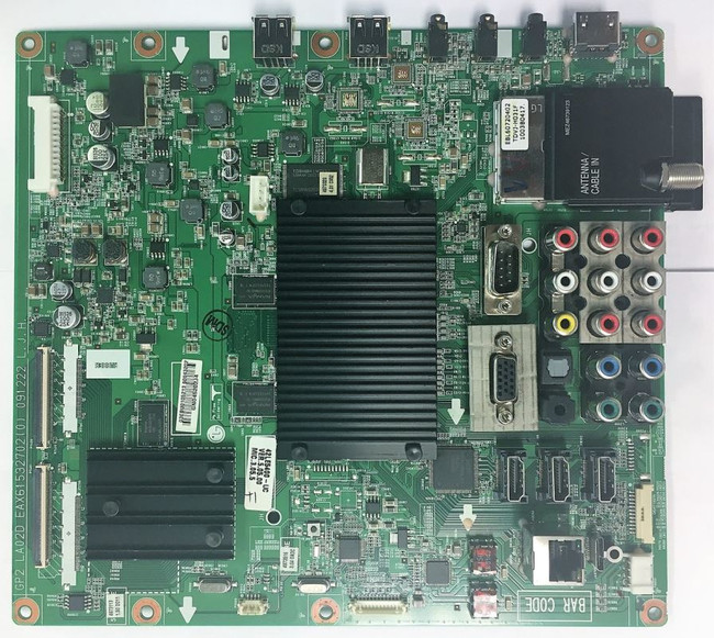 LG EBR66043801 (EAX61532702(0)) Main Board for 42LE5400-UC