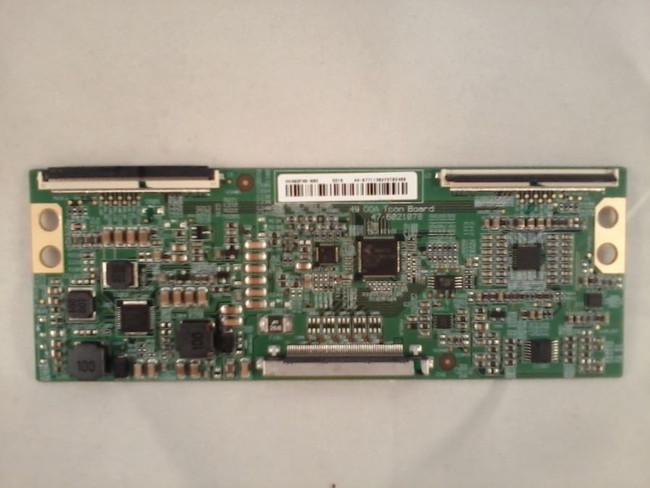 LG HV490FHB-N8D T-Con Board (front)