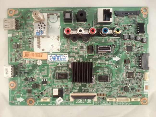 LG EBT64297430 Main Board for 49LH5700-UD (front)