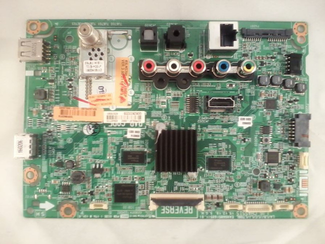 LG EBT64297421 Main Board for 55LH5750-UB (front)