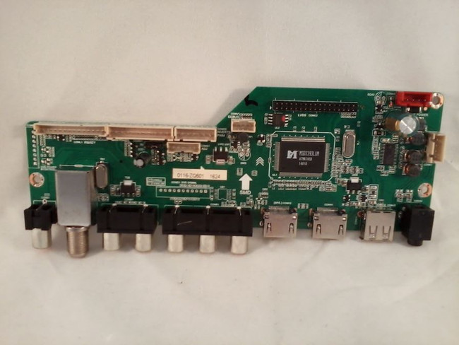 RCA 50RE01M3393LNA35-A1 Main Board (front)