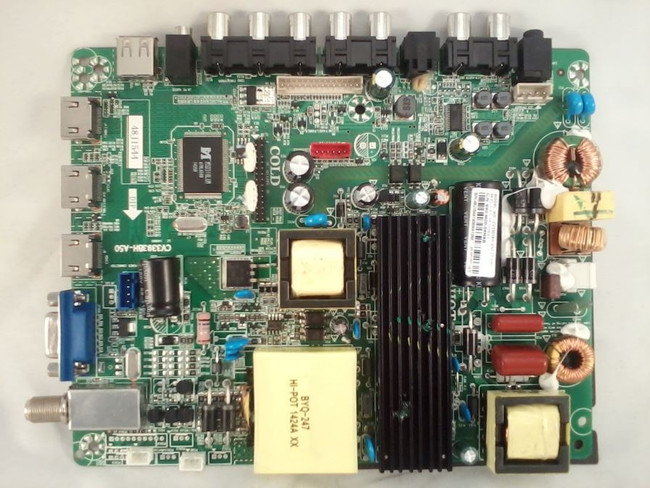 Element 48J1544 Main Board / Power Supply (front)