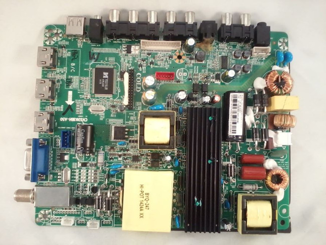 Element SY14409-7B Main Board / Power Supply (front)