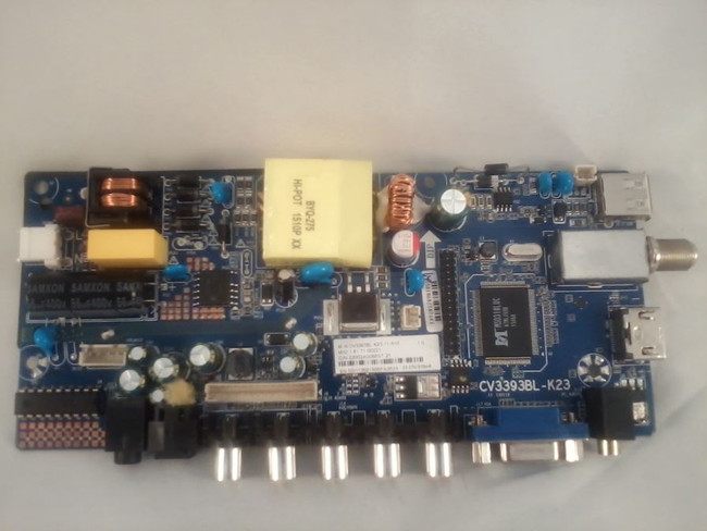 Element 22002A0088ST-21 Power Supply / Main Board (front)