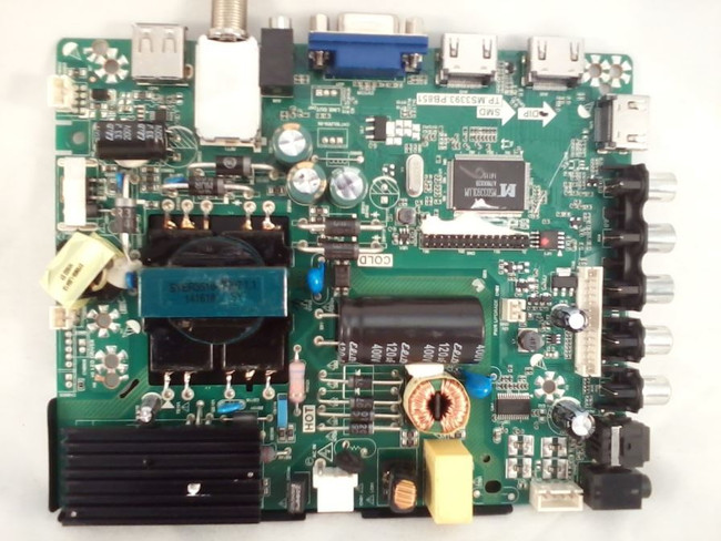 Element 34011694 Main Board / Power Supply (front)