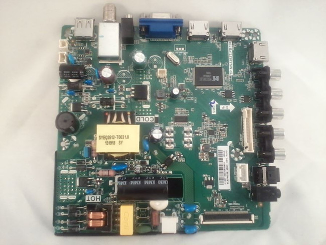 Element 22002A0121ST-05 Main Board / Power Supply (front)