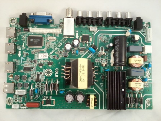 Hitachi 850121511 Main Board / Power Supply (front)
