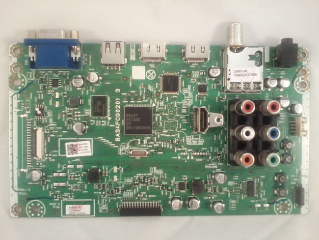Emerson A3AFCMMA-002 Main Board for LF320EM4 DS1, LF320EM4F DS1 (front)