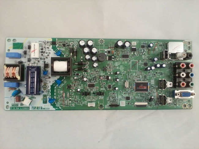Magnavox A4AFGMMA-002 Main Board / Power Supply (front)