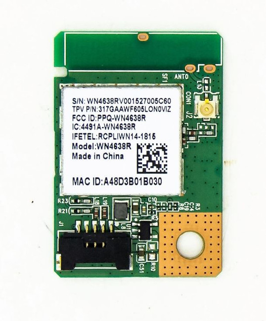 Vizio 317GAAWF605LON0VIZ WiFi Wireless Module for D32-D1, E32-C1