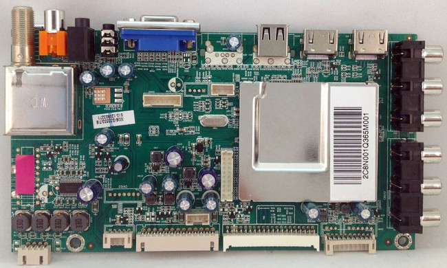 Westinghouse Main Board 2C.8N001.Q36 - Front