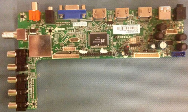 Westinghouse SY13408 Main Board for EU50F2G1 (Version TW-77101-A050B)
