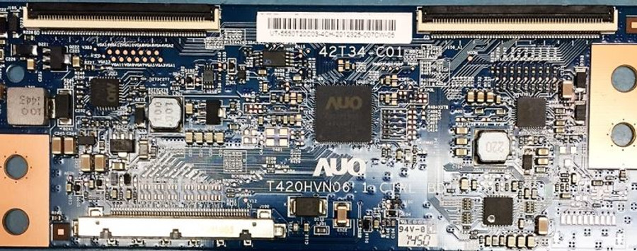 Element 55.50T20.C03 T-Con Board for ELEFW504, ELEFT506