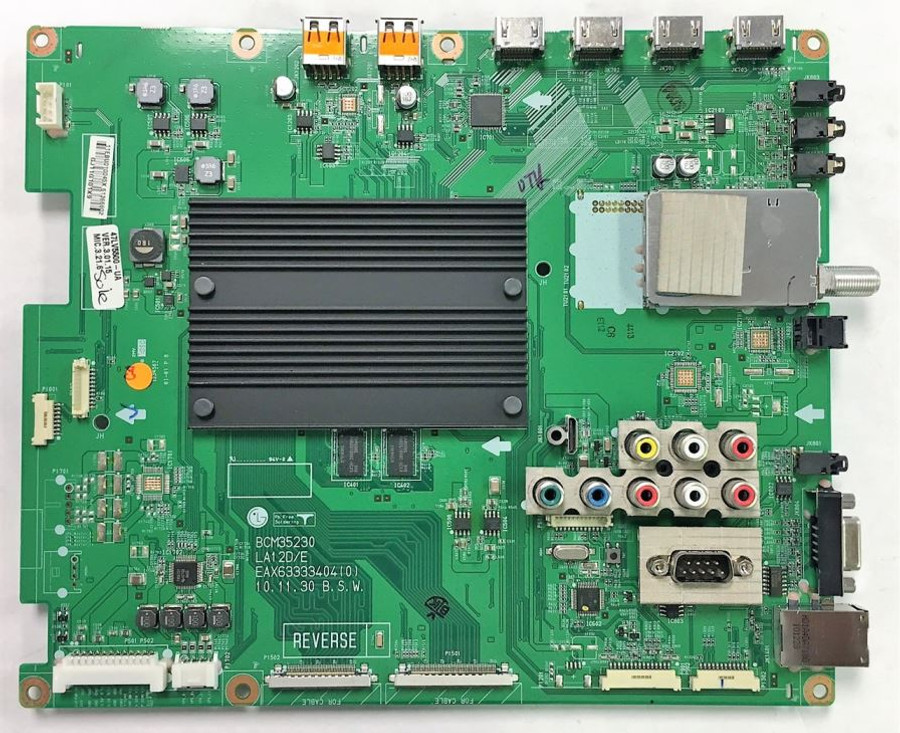 LG EBR61366802 Main Board for 47LV5500-UA.AUSYLJR