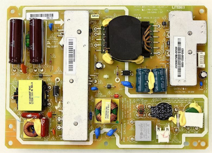 LG 0500-0502-1050 Power Supply for 32LV2400-UA
