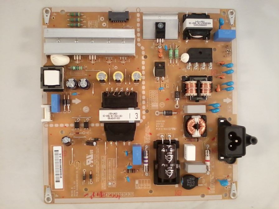 LG EAY63630601 Power Supply / LED Board (front)