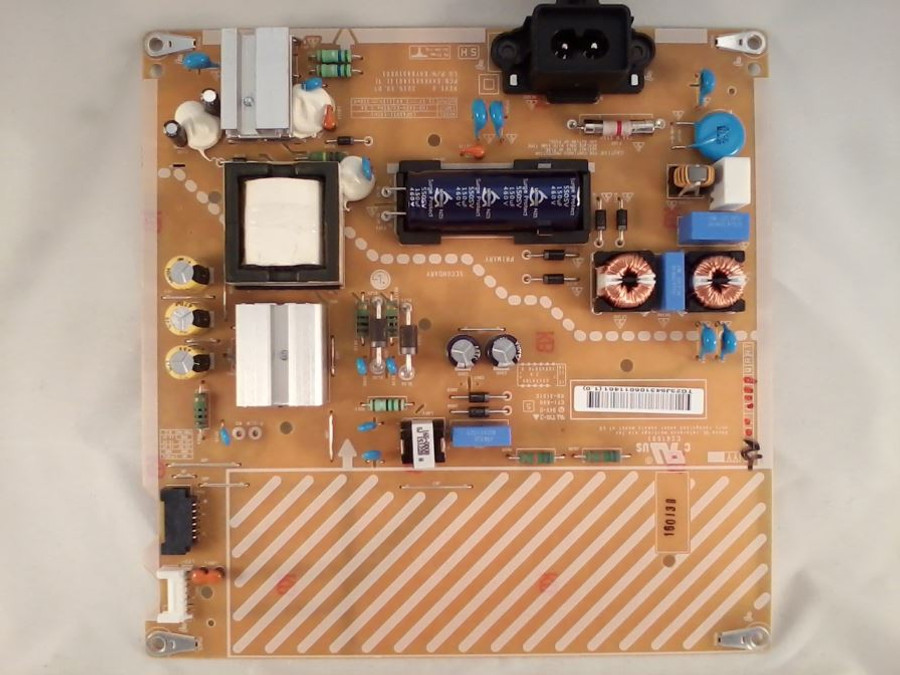 LG EAY64310601 Power Supply (front)