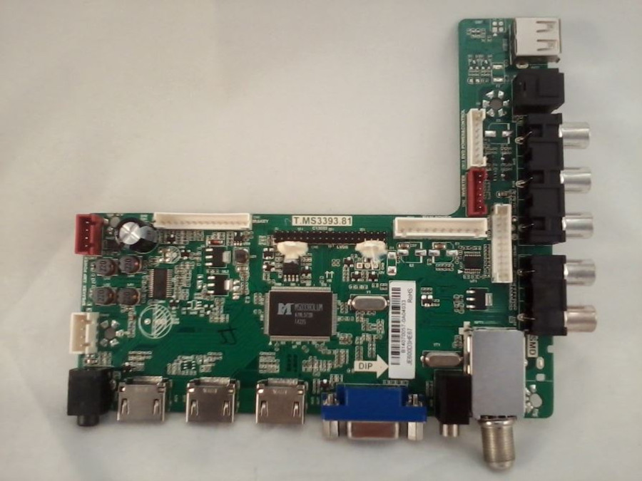 Element Main Board for ELEFW605 (front)