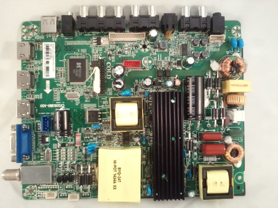 Element SY14409-2/SY14409-3 Main Board / Power Supply (front)