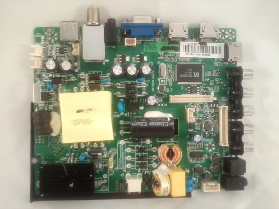Element SY15197-3 Main Board / Power Supply (front)