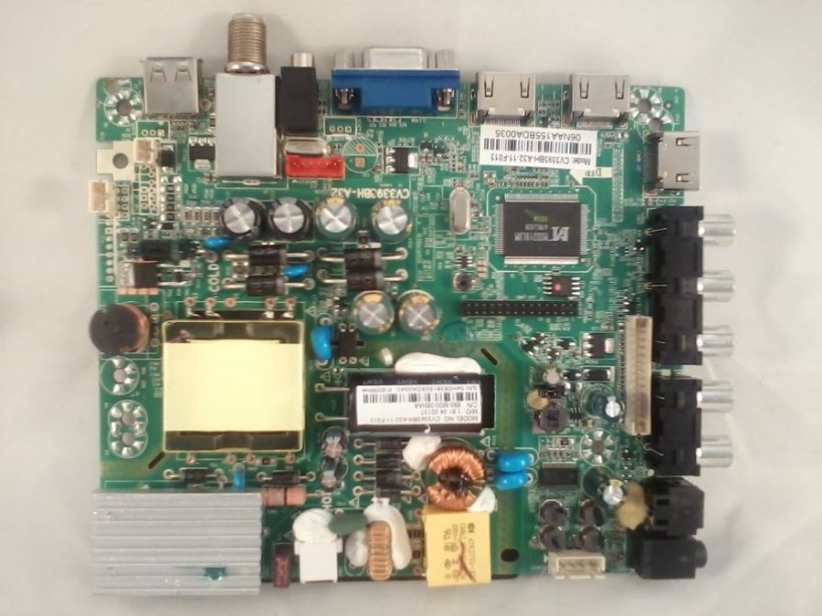 Element SY15131-10 Main Board / Power Supply (front)